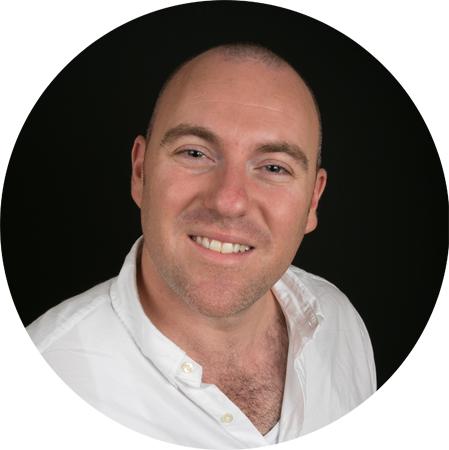 Portrait of Jonathan Goodman