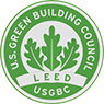 Logo for United States Green Building Council (USGBC)